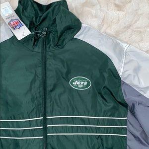 NFL jets jacket NWT